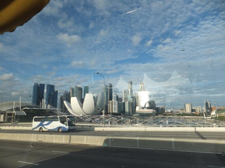 Views of Singapore City