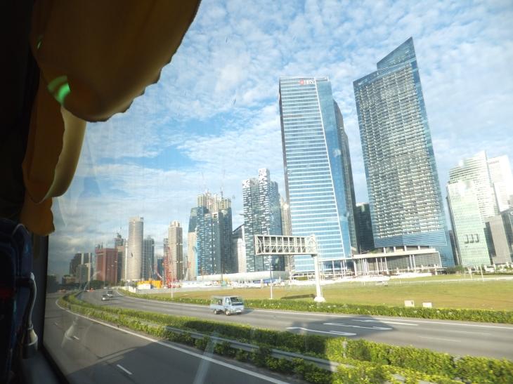 Views of Singapore City - Raffles District