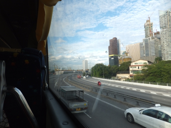 Views of Singapore City - Tanjong Pagar District
