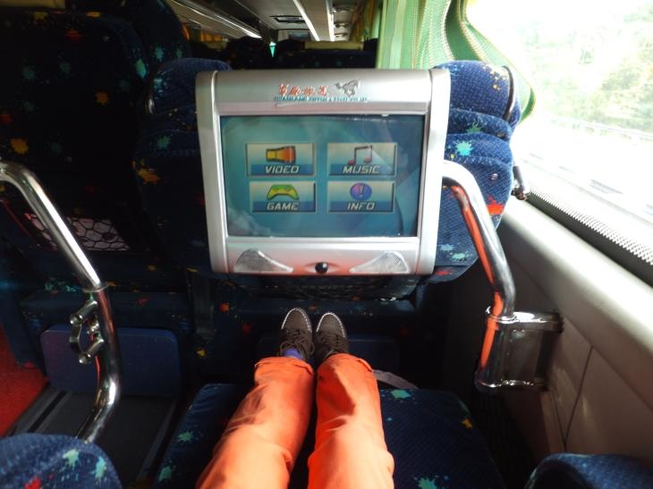 SVIP Grassland Coach with Sit-in tv