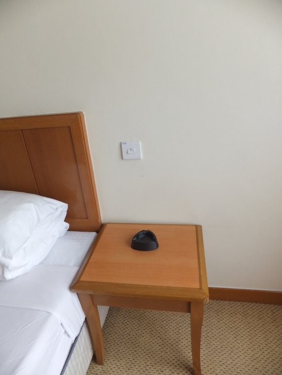 First World Hotel Rm Lvl 4 - Side Table