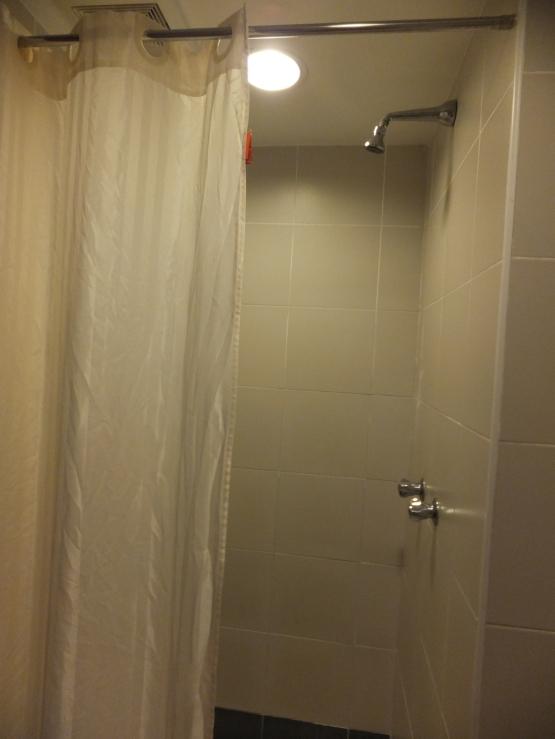 First World Hotel Rm Lvl 4 - Bathroom Shower