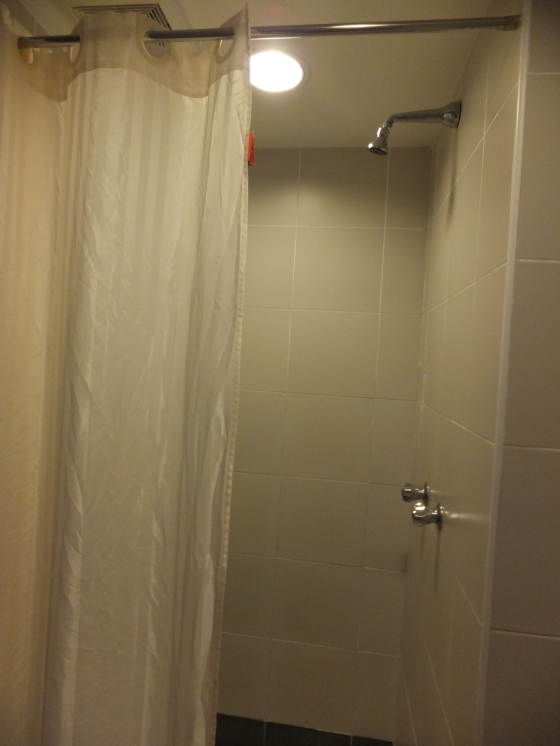First World Hotel Rm Lvl 4 - Bathroom Shower