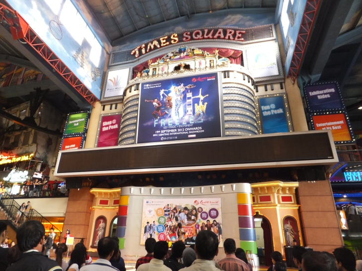Genting Highlands Times Square