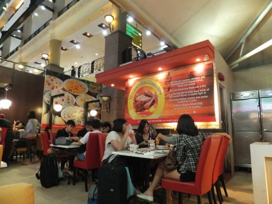 Genting Highlands Kenny Rogers Interior