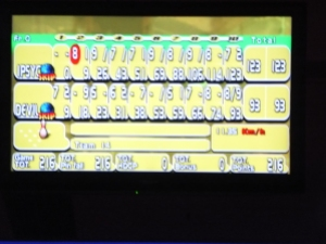 Genting Highland Glow in the Dark Bowling Scores