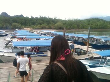 Tanjung Rhu Jetty, Langkawi