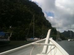 Fishing Village, Langkawi, Yacht Docking
