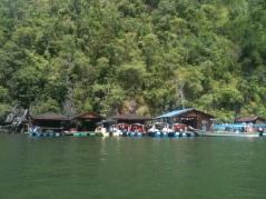 Beautiful Fishing Village, Langkawi