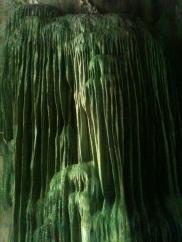 Formed rocks in Bat Cave, Langkawi