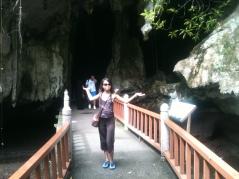 Exit of Bat Cave, Langkawi