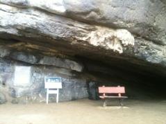 Entrance of Alighting at Gua Cerita, Langkawi