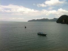 View from Gua Cerita, Langkawi