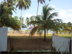 Desaru Damai Beach Resort Room 1 Balcony View