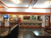 Desaru Damai Beach Resort Reception Counter