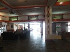 Desaru Damai Beach Resort Lobby Looking Out