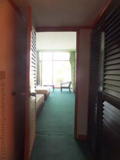 Desaru Damai Beach Resort Room 1 from Door