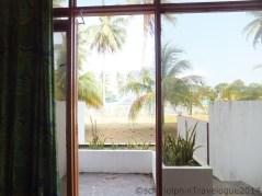 Desaru Damai Beach Resort Room 2 Balcony View