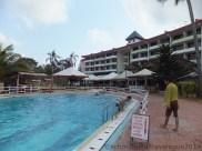 Desaru Damai Beach Resort Swimming Pool Right