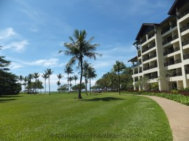 Shangri-La's Rasa Ria Resort Beach
