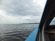 Menumbok Speedboat View to Labuan