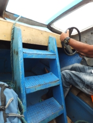 Menumbok Speedboat to Labuan - How we get in