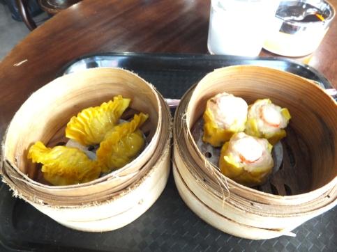 Fook Yuen Cafe Bakery Dumpling and Crab Siu Mai