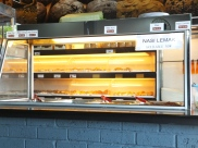 Fook Yuen Cafe Bakery Clean Food Display