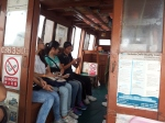 Inside Bumboat View
