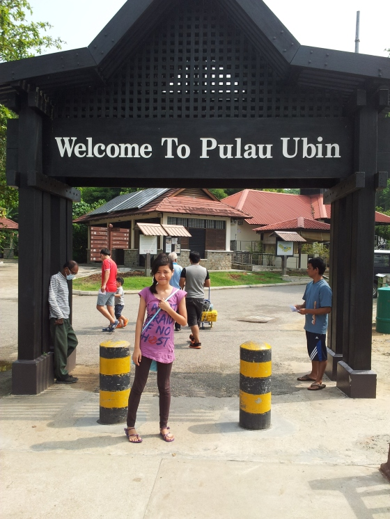Welcome to Pulau Ubin