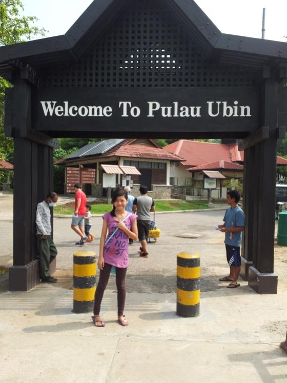 Welcome to Pulau Ubin