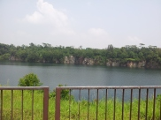 How Pulau Ubin Ketam Quarry