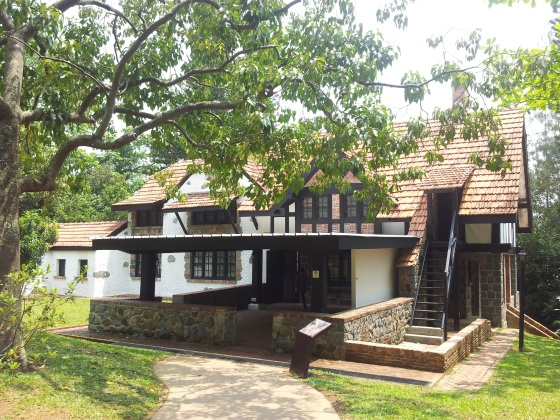 View of Chek Jawa House No.1