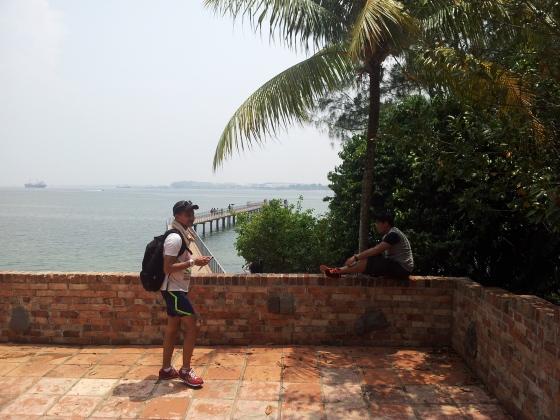 Chek Jawa House No.1 Sea View
