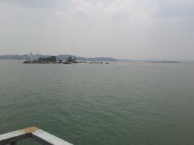 Pulau Ubin - View of Pulau Sekudu