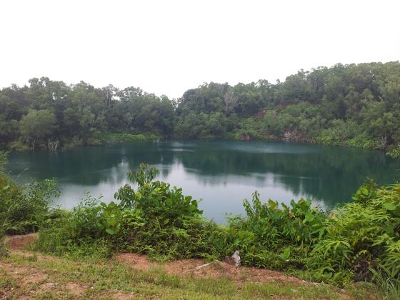 Pulau Ubin Balai Quarry
