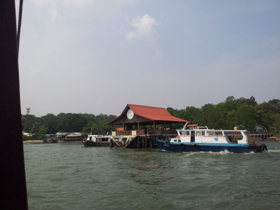 Bye Pulau Ubin, See you again someday