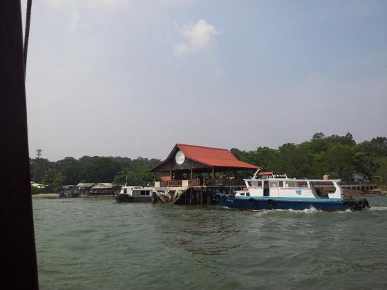 Bye Pulau Ubin, See you again someday