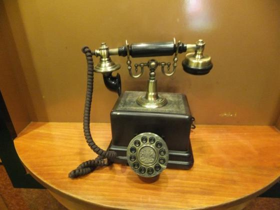 Superstar Virgo Cruise Vintage Phone