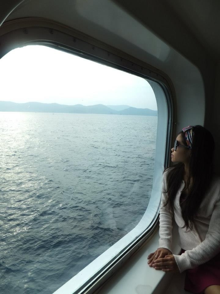 Superstar Virgo Cruise Window Stateroom Photoshoot