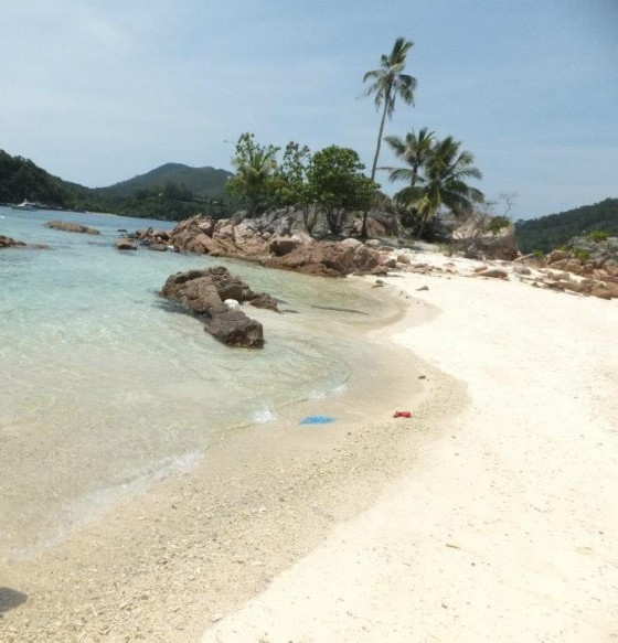 Pulau Redang Great Place for Photoshoot