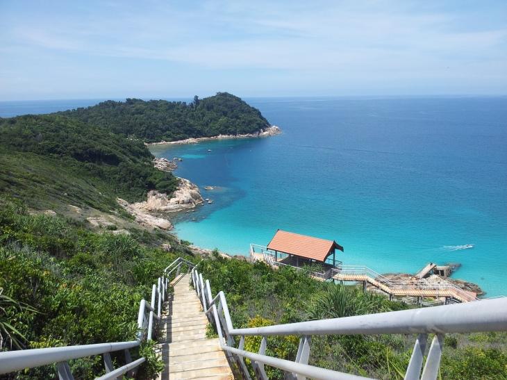 Pulau Perhentian Kecil Kincir Angin Viewpoint, Pulau Perhentian Kecil Windmill Viewpoint
