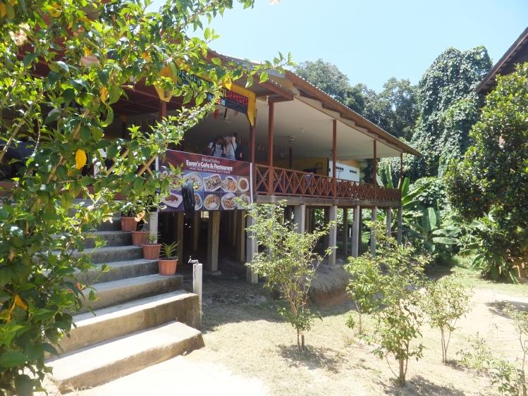 Pulau Perhentian Best Place to Eat - Ewan's Cafe & Restaurant