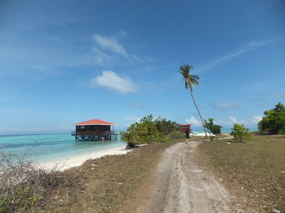 Explore Sabah, Mantabuan Island, Semporna 2014 - The Island