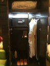 Resorts World Festive Hotel Wardrobe