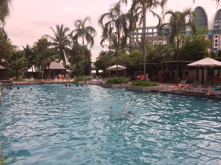 Resorts World Festive Hotel Pool