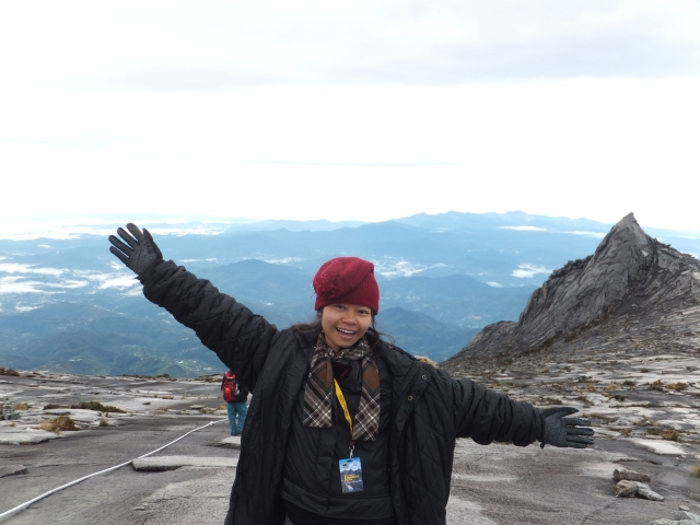 Sabah Day 10, Mount Kinabalu Climb on 6-7 November 2014