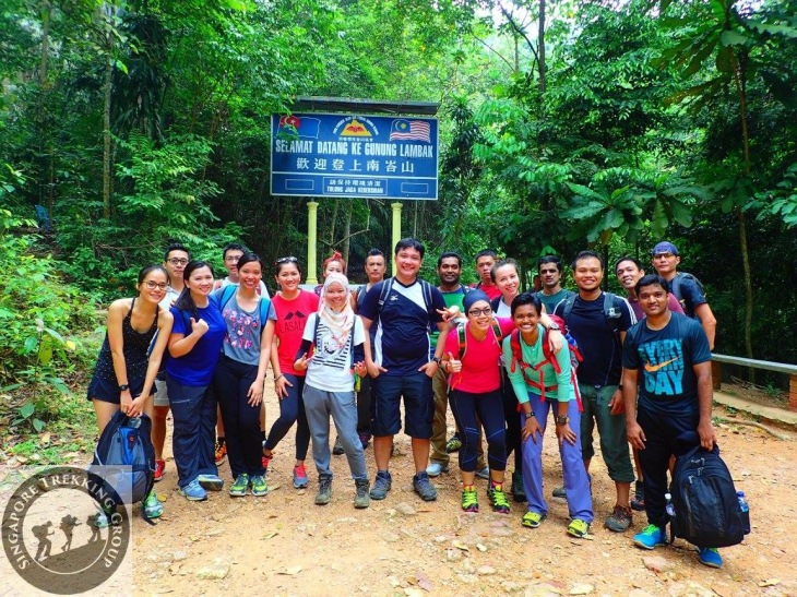 18.10.15: Gunung Lambak 1 day trip hike