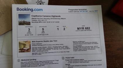 Copthorne Cameron Highlands Hotel Bookingdotcom