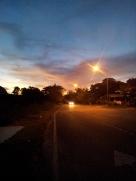 Labuan Bukit Kuda Homestay - When the sun sets